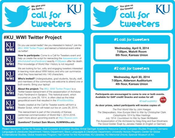 KUWWI Call for Tweeters Flyer 2.indd