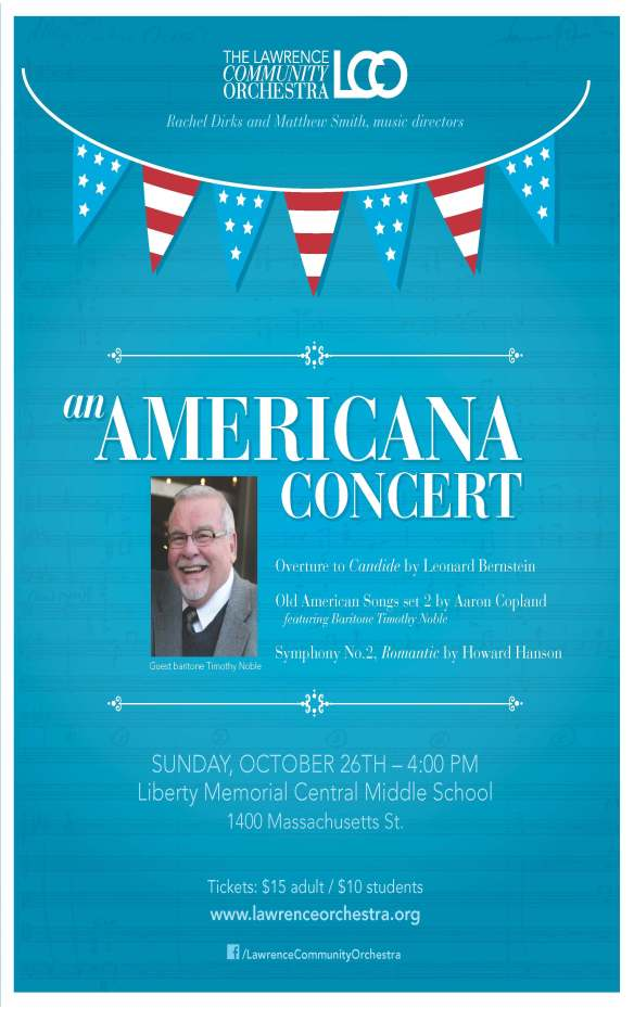 Oct 26 -WWI-Americana Concert